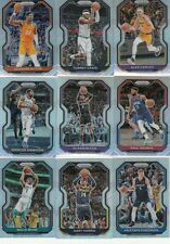 2020-21 Panini Prizm Basketball Parallel Holo Silver Prizms - Pick a Card