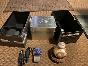 Sphero Star Wars BB-8 App Enabled Droid with Force Band Special Edition in box