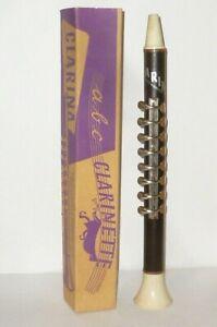 Old Clarina Clarinet Instrument Children's Clarinets Attic Find RAR