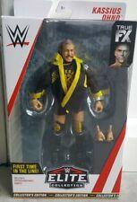 WWE MATTEL SERIES ELITE 71 KASSIUS OHNO KNOCKOUT ARTIST COLLECTOR EXCLUSIVE #71