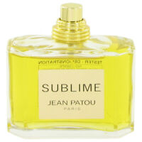 Jean Patou Sublime Perfume by Jean Patou, Eau De Parfum Spray (Tester) 2.5 oz