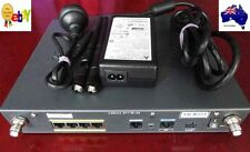 Genuine Cisco 877W-G-A-M-K9 Annex M ADSL2+  Wireless Router,  w/ PSU Tax Invoice