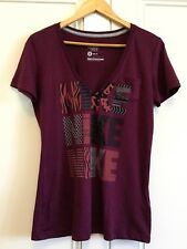 Nike Ladies Large Slim Fit T Shirt