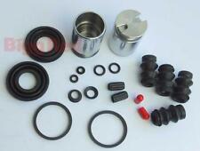 REAR Brake Caliper Seal & Piston Repair Kit for Jaguar X Type 2001-2009 (BRKP63)