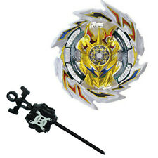 First Uranus Beyblade Burst SuperKing B-00 CoroCoro Ltd Tip Ring Set w/ Launcher