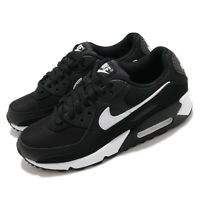 Nike Wmns Air Max 90 Black White Women Casual Lifestyle Shoes Sneaker CQ2560-001