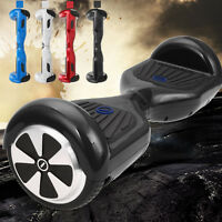 LED Electric Chrome Smart Self Balancing Scooter Hoverboard UL2722 Certified NEW