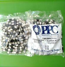 (50X2) PPC EX6XLPlus RG6 Universal Compression Connectors - 2 BAGS
