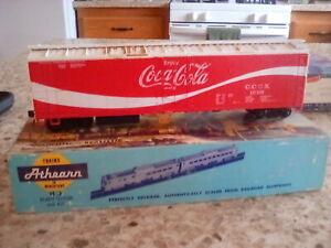 Athearn 50' coca cola reefer ho scale