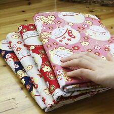 "Japanisch Vintage Kimono Seide Stoff /"" Tsumugi Tempel Zoll"