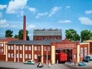11421 Auhagen Ho Large Factory Kit Of Mount Scale 1:87