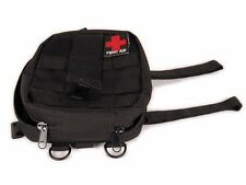 First Aid Kit Bag for Roll Bar Systems Jeeps Truck or SUV UNIVERSAL Fitment