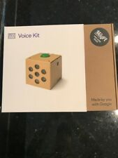 Google AIY Voice Kit for Raspberry Pi 3 (Brand New In Box) Fun Project for AI
