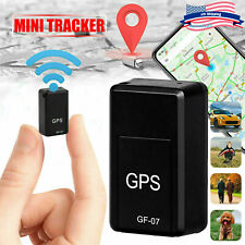 Mini Magnetic GPS Tracker Real-time Car Vehicle Locator GSM GPRS Tracking Device