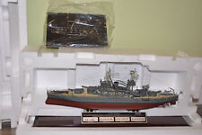 Rare Huge 1:350 Franklin Mint Battleship USS Arizona Signature LTD ED Model COA