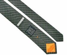 JA PREMIO Chambray Cotone Tinta Unita Semplice Formale Casual Business classico Cravatta da uomo