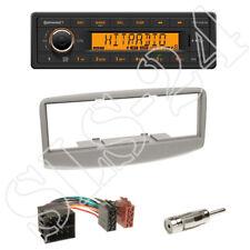 Radioblende Schacht passt für Fiat Multipla 186 2006-2010 Radio Einbaurahmen DIN