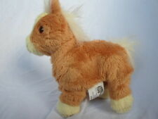 "2012 FurReal Friends Horse Pony Action 5.5"" Plush Soft Toy Stuffed Animal"