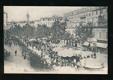 France French Riviera NICE Marche du Cours c1902 u/b PPC