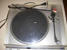 FISHER DIRECT DRIVE TURNTABLE MODEL MT-640