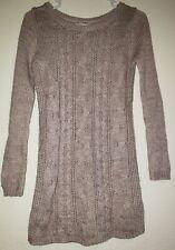 H&M Bodycon Sweater Dress