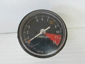 1969 70 71 72 HONDA CB175 CB350 CL175 CL350 SL175 SL350 TACHOMETER, OEM (*2797*)