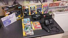 Locale 32X console Boxed + Giochi Bundle NTSC-J (Giappone)