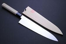 """Molybdenum Ice Hardened Wa Gyuto 27cm 10.5""""Japanese Sushi Chef Knife,YOSHIHIRO"""