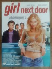 Affiche GIRL NEXT DOOR Luke GREENFIELD Emile HIRSCH Elisha CUTHBERT  40x60cm