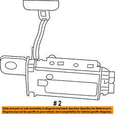 Chevrolet GM OEM 14-15 SS Stereo Audio Radio-Amplifier 22888766