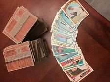 1972 TOPPS BASEBALL CARD *U-PICK* SET BUILDER LOT (25 PICKS) VG-EXMT RANGE HI #s