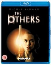 The Others 2001 Blu-ray DVD Region 2