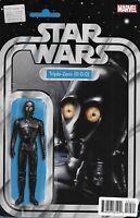 Star Wars Darth Vader Comic Issue 24 Limited Action Figure Variant Modern Age