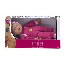 Dolls World Mia 10in Soft Body
