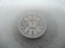 Numa Jeannin Fleurier (Olma) Chronograph Zifferblatt, watch dial, Ø 31 mm