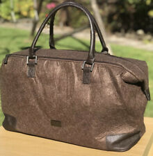HUGO BOSS  BROWN OVERNIGHT GYM HOLDALL WEEKEND Bag  🆕