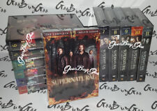 SUPERNATURAL Complete Series 1-12 ☆ 1,2,3,4,5,6,7,8,9,10,11 & 12 DVD ☆ BRAND NEW