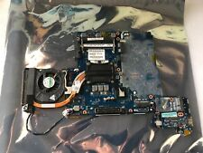 Dell Latitude E6420 OEM Motherboard W/ Intel I5 2520M 2.5GHz + Heatsink + fan