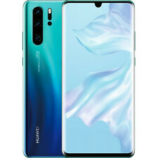 "Huawei p30 pro 128gb aurora nuevo Dual SIM 6,47"" Smartphone Android celular OVP"