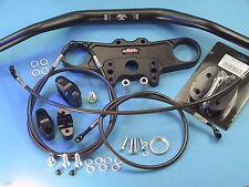 ABM Superbike Lenker Umbau BOOSTER für SUZUKI GSX 1300 R Hayabusa ab Bj.'08 WVCK