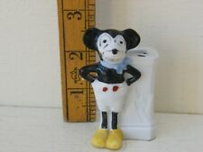 1930's GERMAN RAT FACE MICKEY MOUSE TOUTHBRUSH HOLDER