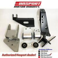 70A Street HASPORT Motor ENGINE MOUNT Kit FOR 90-93 INTEGRA B18C LS GSR Cable