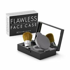 Bare Escentuals bareMinerals Refillable Flawless Face Case Compact Mirror kit.