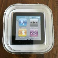 RARE- New Sealed Genuine Apple iPod Nano - 8GB Graphite - A1366