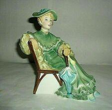 Vintage Royal Doulton Ascot Hn 2356 Porcelain Lady Figurine 1967
