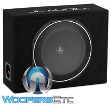 "JL AUDIO CS112LG-TW1-2 12"" LOADED ENCLOSED CAR SUBWOOFER BASS SPEAKER BOX NEW"