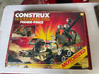 Construx+6331+Mobile+Missiles+Set+1986+Motorized+Tested+Instructions+Near+Comp