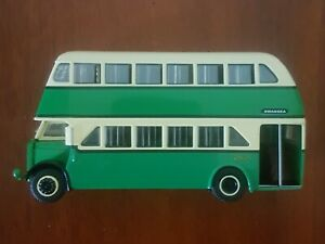 """1/76  TRAX TX5B 1948 Leyland Tiger OPS2 Double Deck, """"""""New""""Newcastle 2035"""