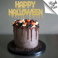 HALLOWEEN STAND-UP CAKE TOPPERS