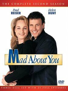 Brand New DVD Mad About You - The Complete Second Season (1992) Helen Hunt